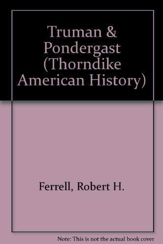 9780783887586: Truman and Pendergast