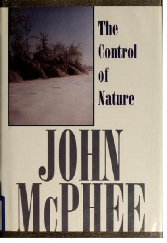 9780783887746: The Control of Nature (G K Hall Large Print Book Series)