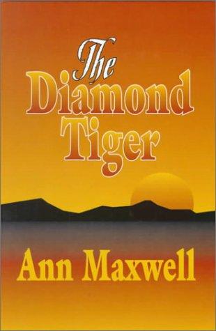 9780783887890: The Diamond Tiger (G K Hall Large Print Book Series)