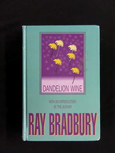 9780783888170: Dandelion Wine (Thorndike Press Large Print Science Fiction Series)