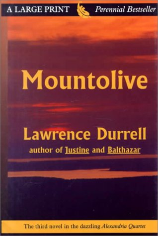 9780783888200: Mountolive: Alexandria Quartet III