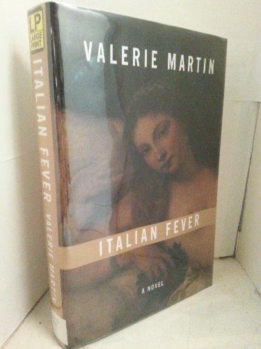 9780783888408: Italian Fever (Thorndike Core)