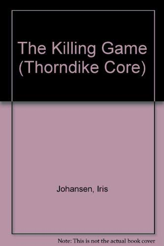 9780783888514: The Killing Game