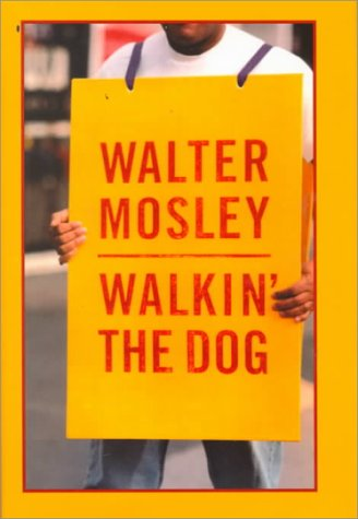 Walkin the Dog (Thorndike Core) (0783889615) by Mosley, Walter