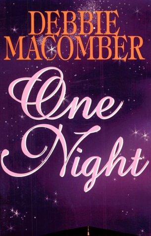 9780783889726: One Night (G. K. Hall Romance)