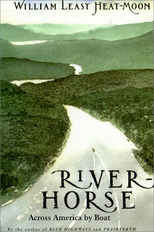 9780783889849: River-Horse: Across America by Boat (G K Hall Large Print Book Series)