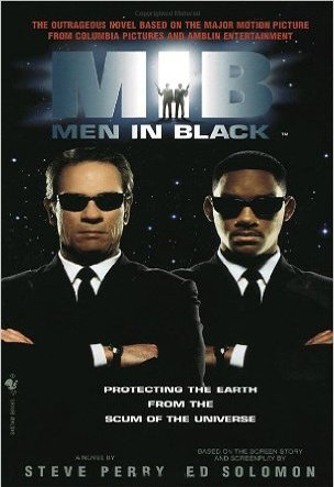 9780783889863: Men in Black (Thorndike Press Large Print Science Fiction Series)