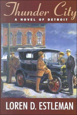 9780783890302: Thunder City (Detroit Crime Series #7)