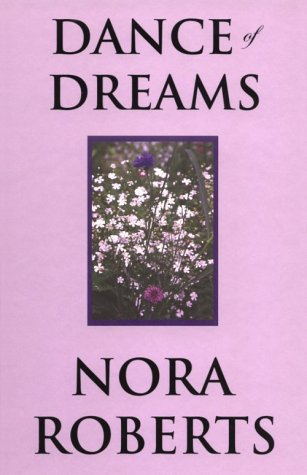Dance of Dreams (G K Hall Large Print Romance Series): Roberts, Nora