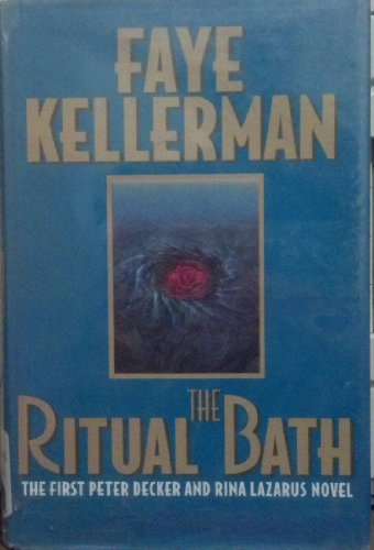 9780783890463: The Ritual Bath: The 1st Peter Decker and Rina Lazarus Novel (Thorndike Press Large Print Core Series)