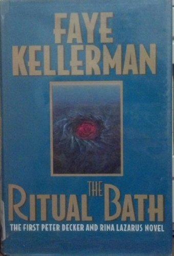 9780783890463: The Ritual Bath (Thorndike Core)