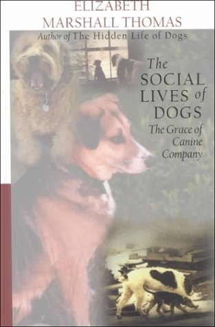 9780783892696: The Social Lives of Dogs: The Grace of Canine Company