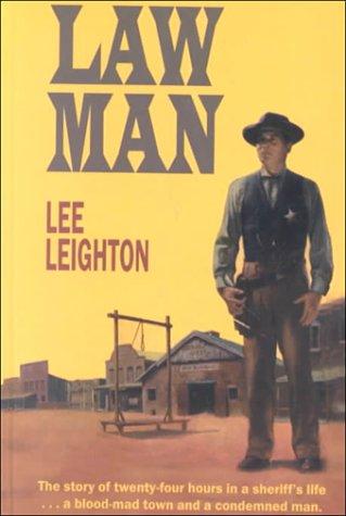 9780783892733: Law Man (G K Hall Large Print Western Series)