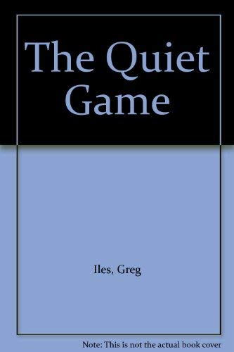9780783893006: The Quiet Game