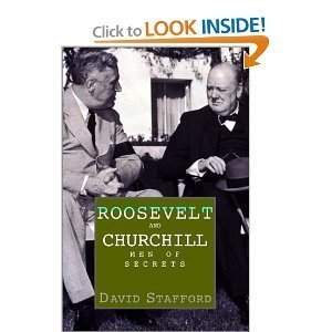 9780783893464: Roosevelt and Churchill: Men of Secrets (Thorndike Press Large Print American History Series)