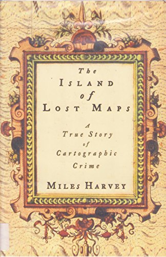 9780783893891: The Island of Lost Maps (Thorndike Core)