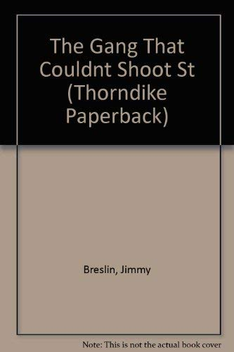 The Gang That Couldn't Shoot Straight: Jimmy Breslin