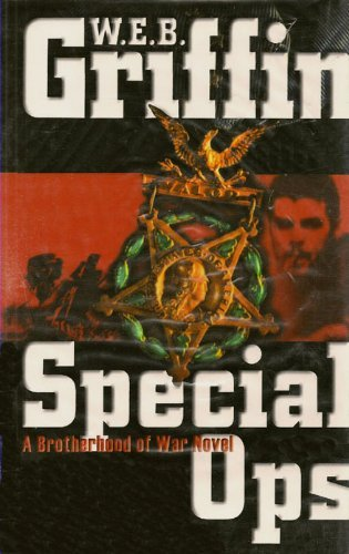 9780783894683: Special Ops: A Brotherhood of War Novel (Thorndike Press Large Print Core Series)