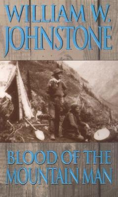 9780783894874: Blood of the Mountain Man (Mountain Man Series)