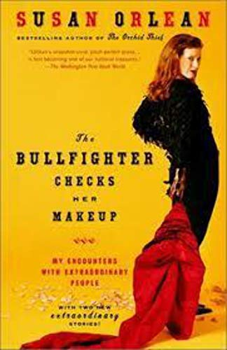 9780783894959: The Bullfighter Checks Her Makeup: My Encounters With Extraordinary People (Thorndike Press Large Print Core Series)