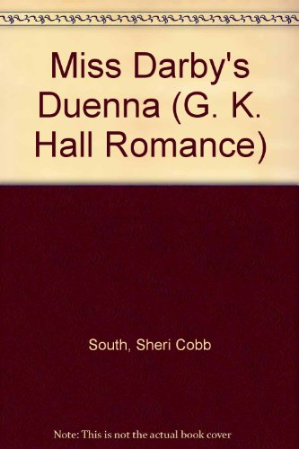 9780783895321: Miss Darby's Duenna (G K Hall Large Print Romance Series)