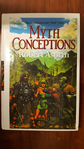 9780783895505: Myth Conceptions (Thorndike Science Fiction)