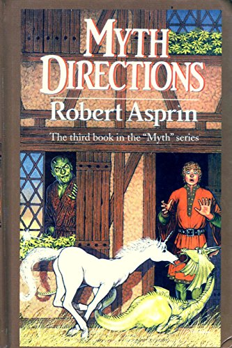 9780783895512: Myth Directions (Thorndike Science Fiction)