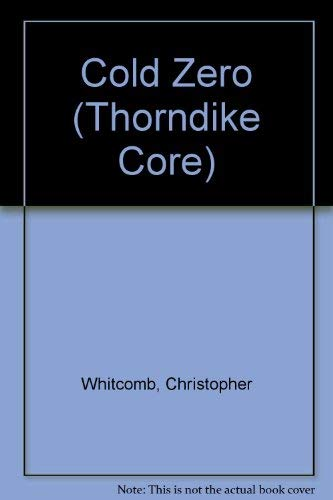 9780783897417: Cold Zero: Inside the FBI Hostage Rescue Team (Thorndike Press Large Print Core Series)