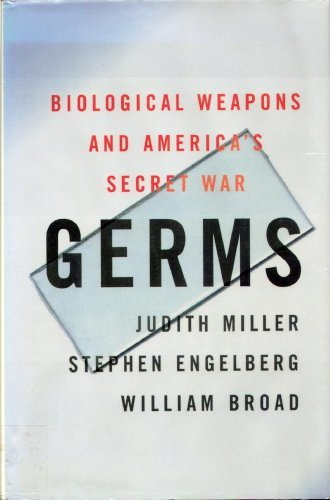 9780783897776: Germs: Biological Weapons and America's Secret War