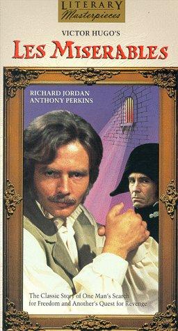 9780784001318: Les Miserables (Literary Masterpieces) [VHS]