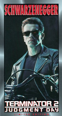 9780784011935: Terminator 2 [VHS]