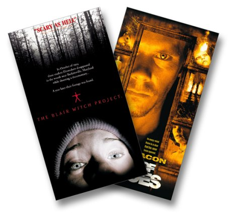 9780784017401: Stir of Echoes / The Blair Witch Project Double Bill [VHS]