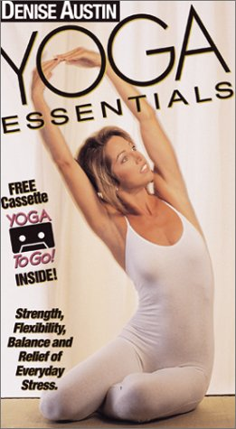 9780784017982: Denise Austin - Yoga Essentials [VHS]