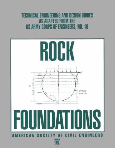 9780784401361: Rock Foundations