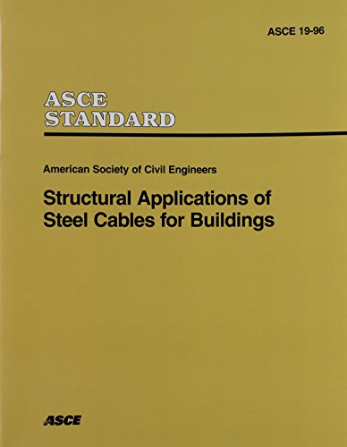 9780784402450: Structural Applications of Steel Cables for Buildings