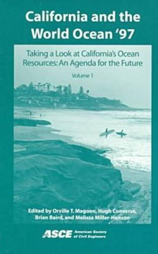 California and the World Ocean '97, Volume: Magoon, Orville T.,