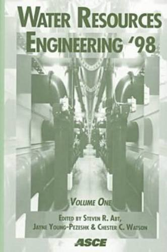 9780784403594: Water Resources Engineering 98: Proceedings of the International Water Resources Engineering Conference : Sponsored by the Water Resources Engineering Division of the American societ