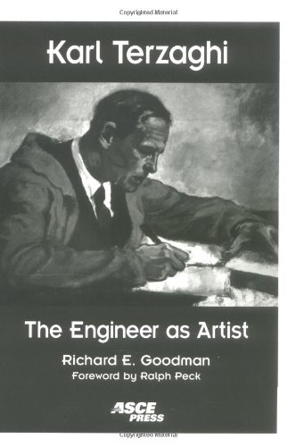 9780784403648: Karl Terzaghi: The Engineer as Artist