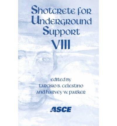 9780784405413: Shotcrete for Underground Support VIII