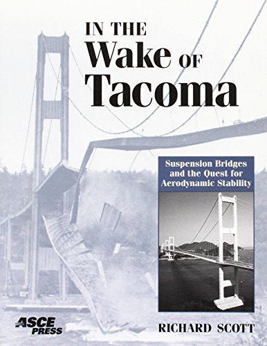 9780784405420: In the Wake of Tacoma: Suspension Bridges and the Quest for Aerodynamic Stability