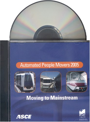 9780784407660: Automated People Movers 2005