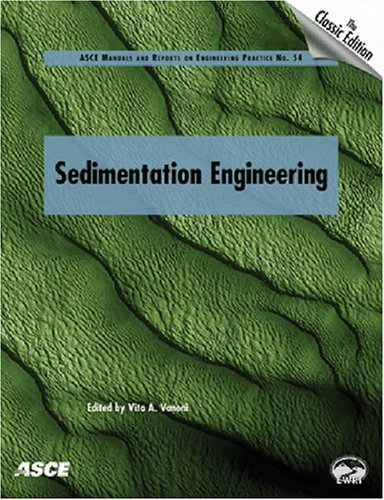 9780784408230: Sedimentation Engineering (Asce Manual and Reports on Engineering Practice)