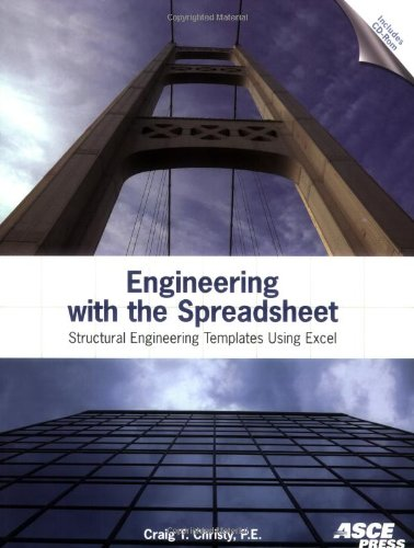 9780784408278: Engineering with the Spreadsheet: Structural Engineering Templates Using Excel