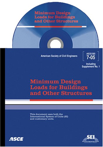 9780784408315: Minimum Design Loads for Buildings And Other Structures: Sei/asce 7-05 (Asce Standard No. 7-05)