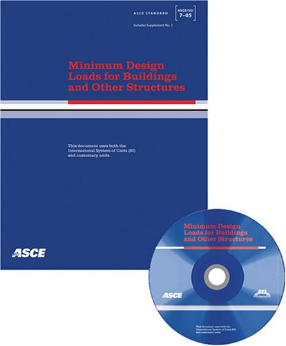 9780784408322: Minimum Design Loads for Buildings And Other Structures: Sei/asce 7-05 (Asce Standard No. 7-05)