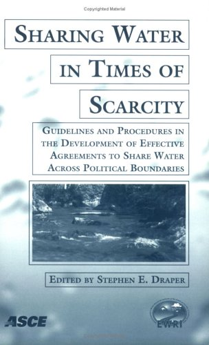 Sharing Water in Times of Scarcity (Paperback)