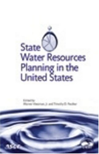 9780784408476: State Water Resources Planning in the United States: A 2005 Assessment