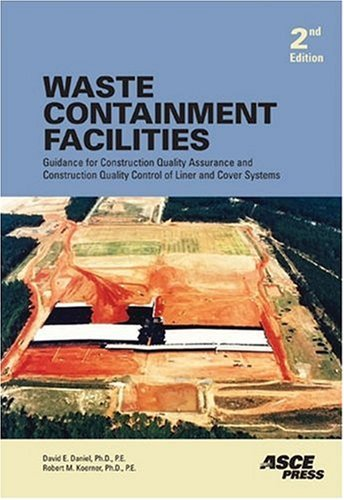 Waste Containment Facilities (2nd Revised edition): David E. Daniel,