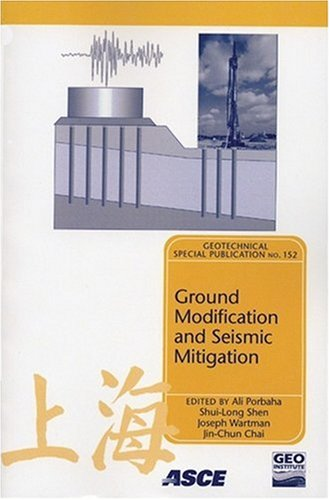 9780784408643: Ground Modification and Seismic Mitigation (Geotechnical Special Publications)