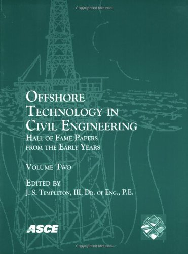 9780784409251: Offshore Technology in Civil Engineering
